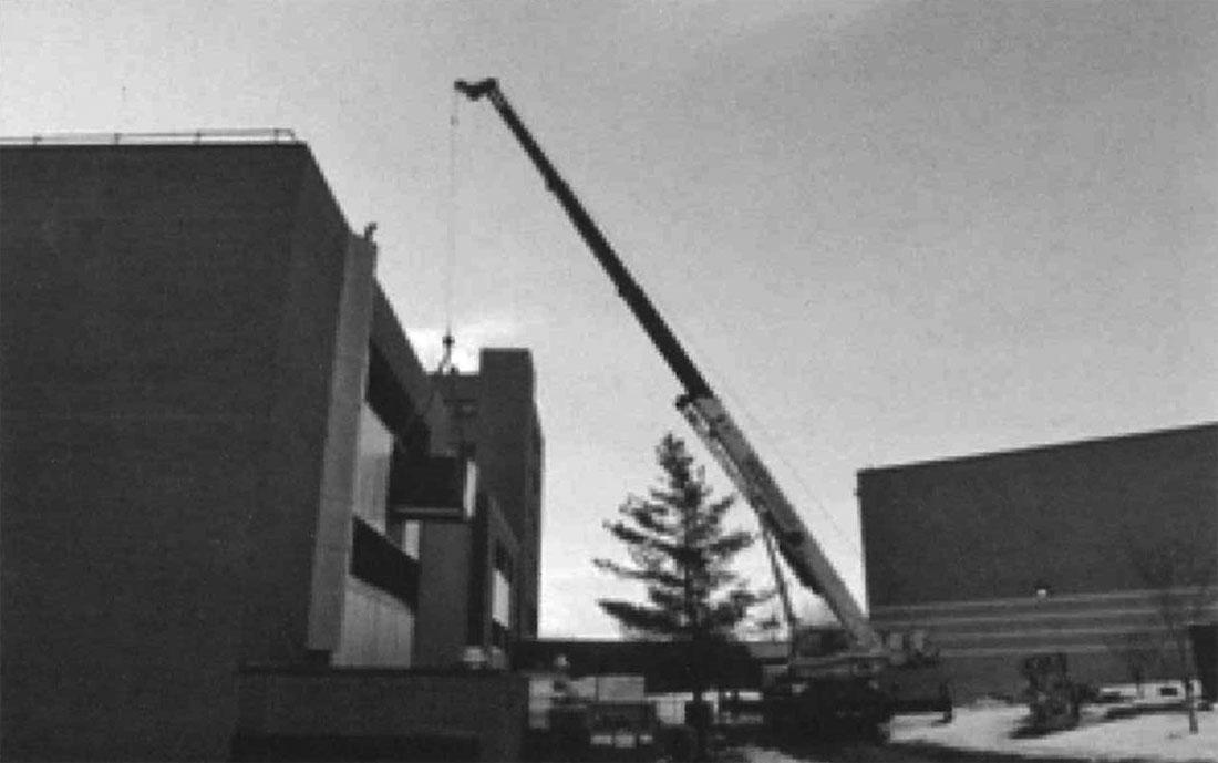 ANU into  VA Medical Center